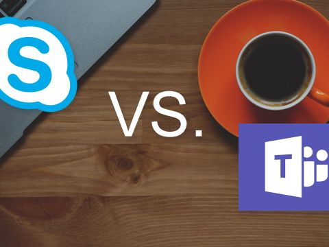 Skype for Business vs. Microsoft Teams - Office 365