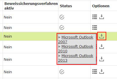 Outlook Profile Download